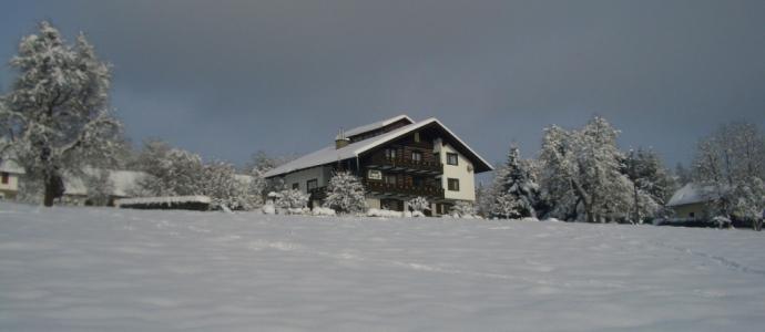 """Erlebnis Haus Spiess - Maltschacher See - """"Kein Feuer kann sich mit der Sonne eines Wintertages messen"""""""