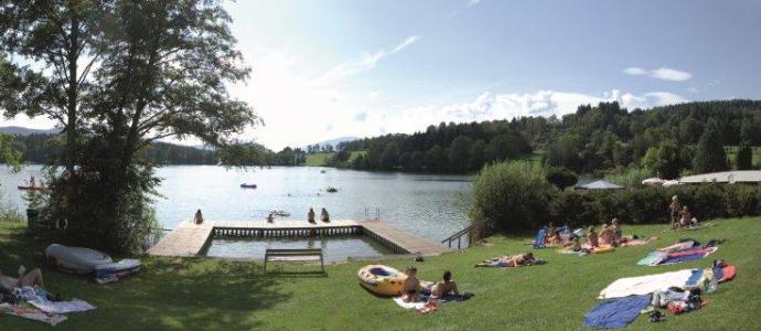 Erlebnis Haus Spiess - Maltschacher See - Im Sommer