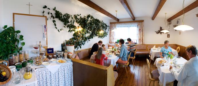 Erlebnis Haus Spiess - Maltschacher See - Frühstück